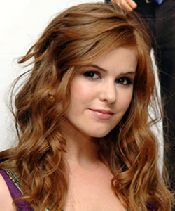 Isla Fisher as Nefret Forth