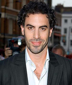 "Could Borat be my model for Walter ""Ramses"" Emerson?"